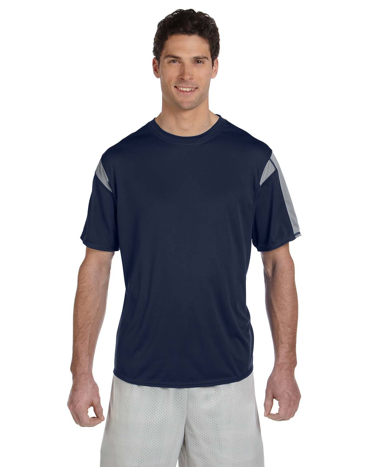 Russell Athletic 6B2DPM - Short-Sleeve Performance T-...