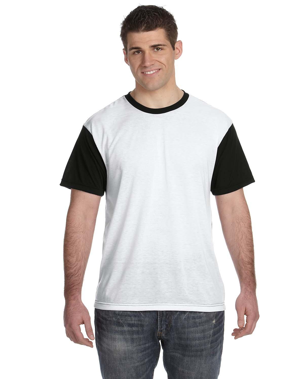 SubliVie S1902 - Polyester Blackout T-Shirt