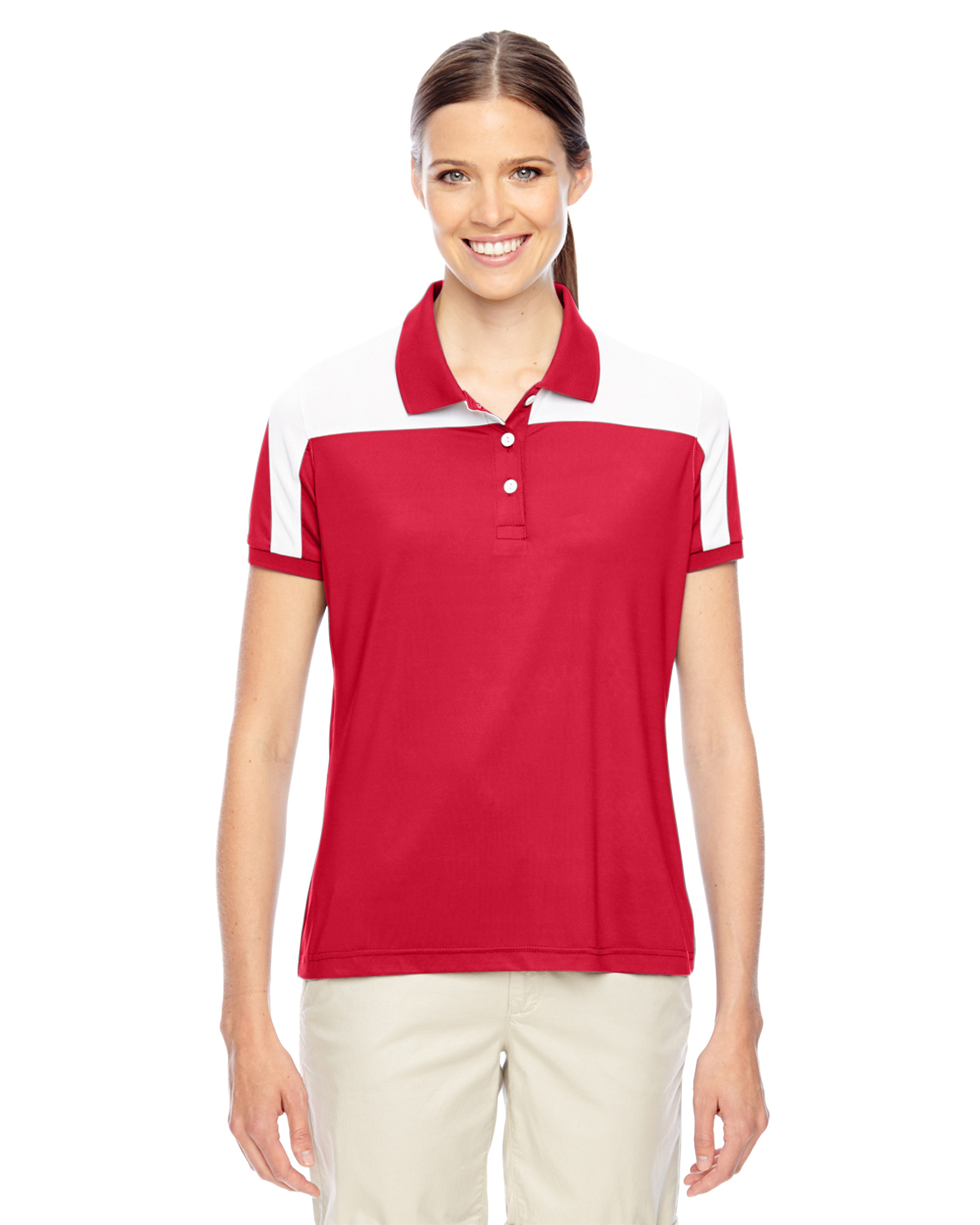 Team 365 TT22W - Ladies' Victor Performance Polo