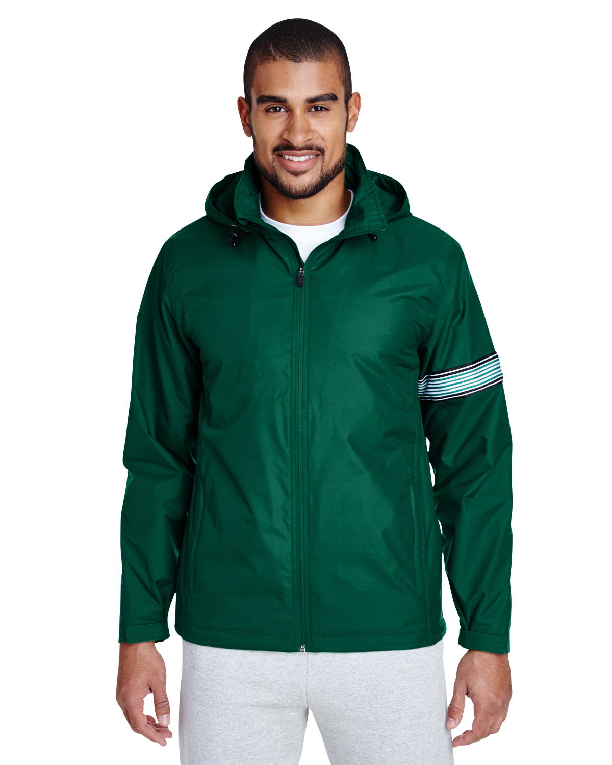 Team 365 TT78 - Men's Boost All Season Jacket with Fleece ...