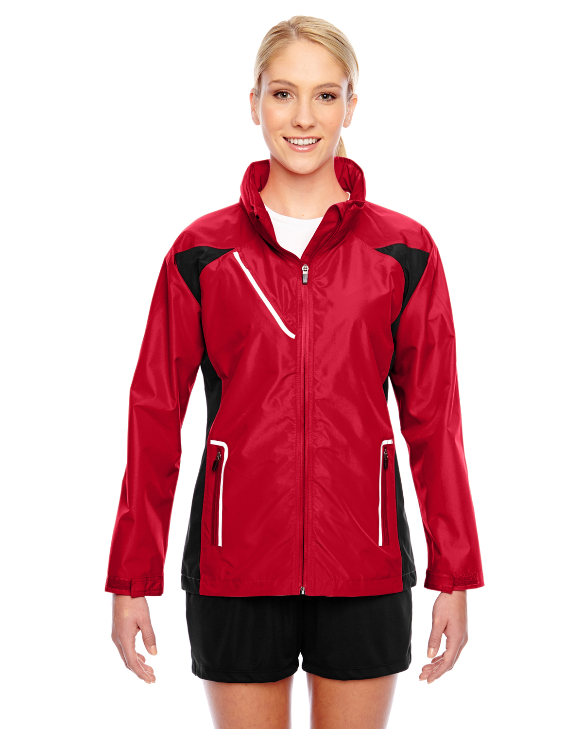 Team 365 TT86W - Ladies' Dominator Waterproof Jacket