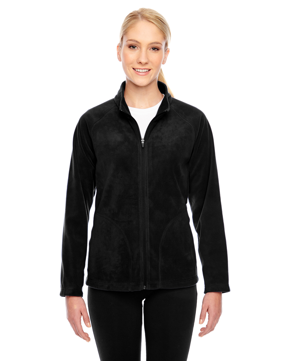 Team 365 TT90W - Ladies' Campus Microfleece Jacket