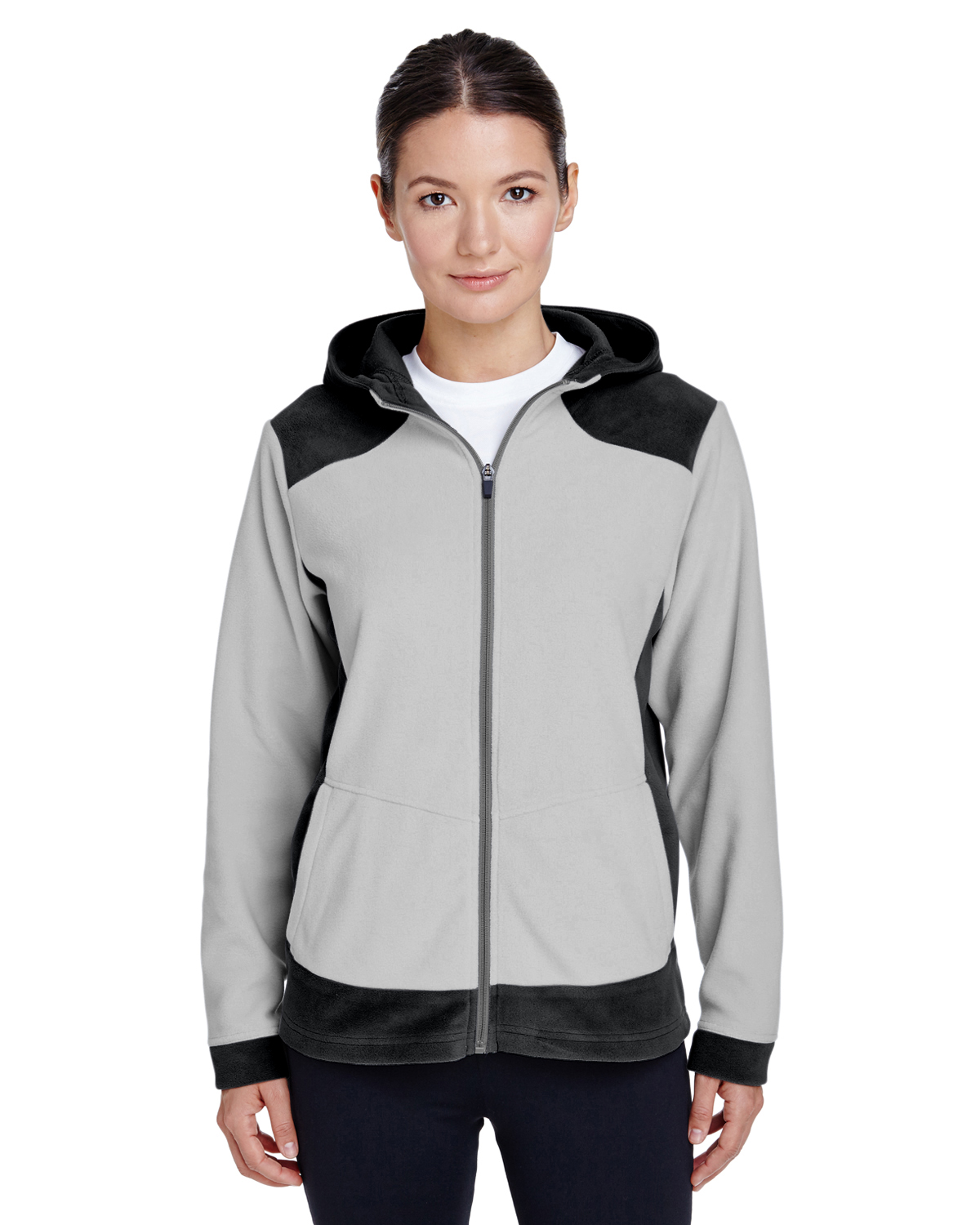 Team 365 TT94W - Ladies' Rally Colorblock Microfleece ...