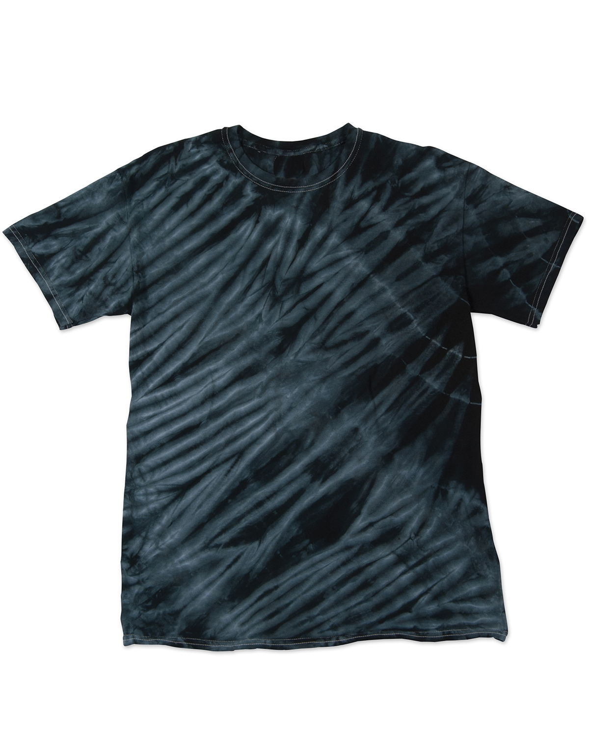 Tie-Dyed Youth One Color Tiger Stripe T-Shirt - 20BTS