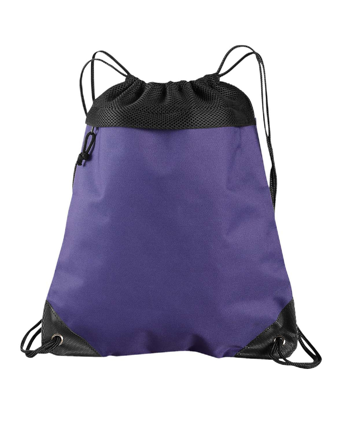 Ultra Club 2562 - Polyester Drawstring Pack