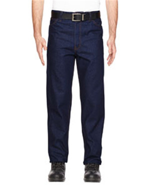 Walls Drop Ship 55395SW - Men's Flame-Resistant Five-Pocket Denim Jean