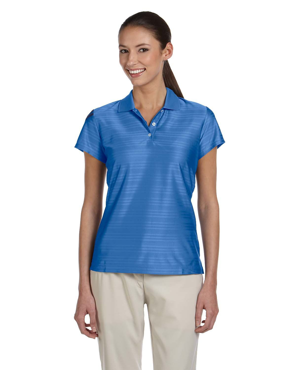 adidas Golf A135 Ladies ClimaCoolMesh Polo