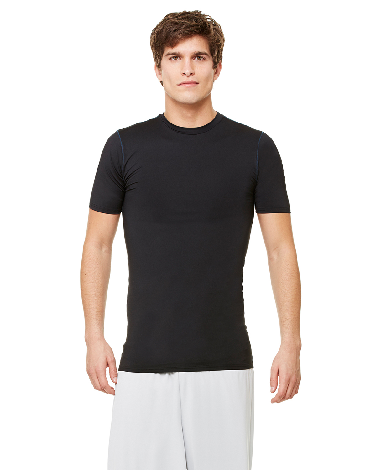 alo M1007 Short Sleeve Compression T-Shirt