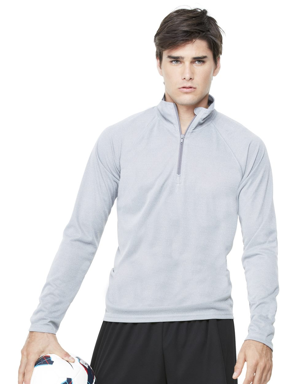 alo - Quarter Zip Lightweight Pullover