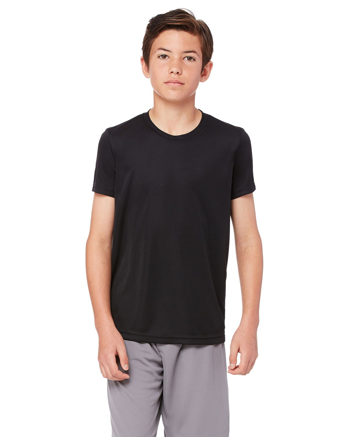 alo Youth Performance Short Sleeve T-Shirt - Y1009