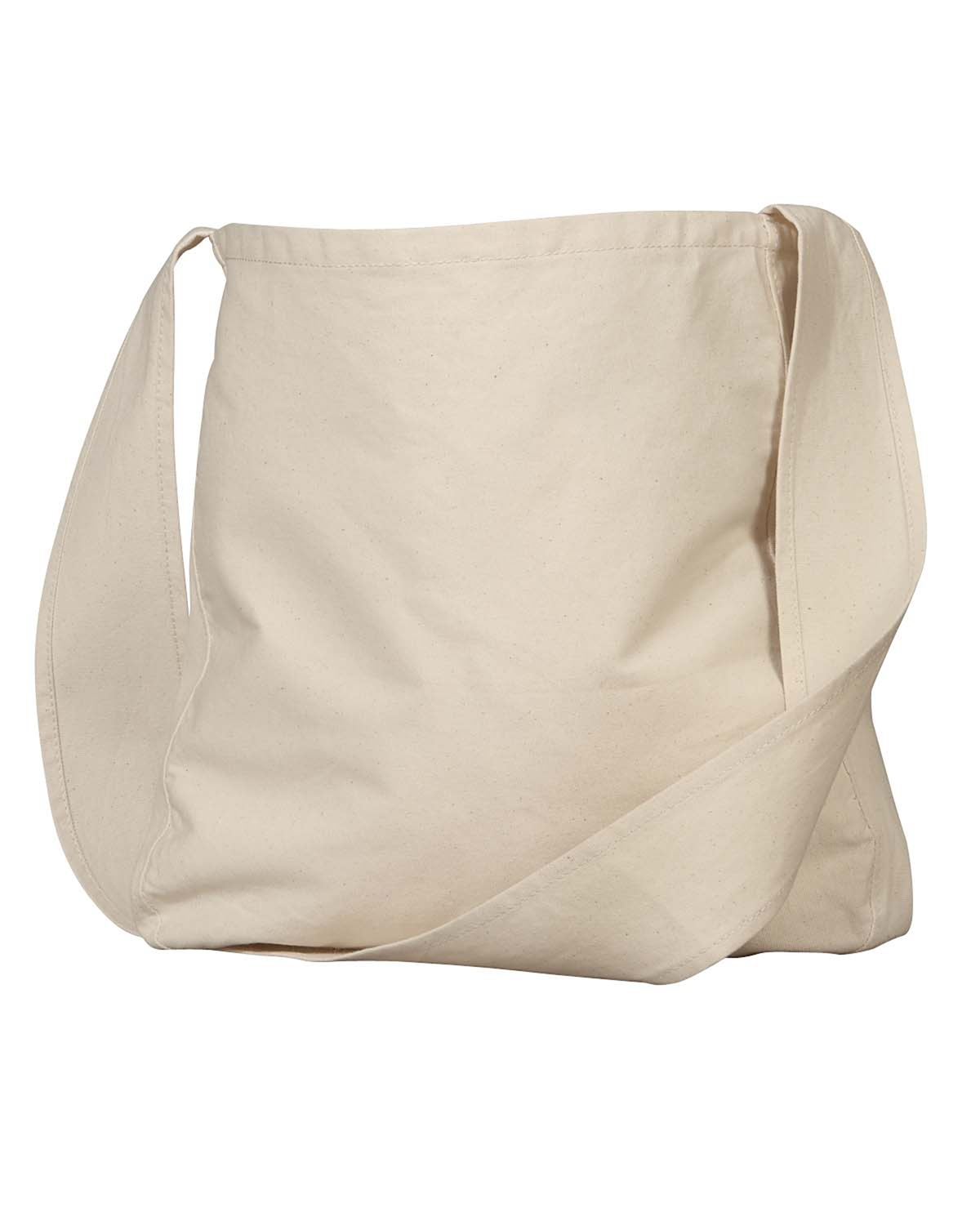 econscious EC8050 - 4.7 oz. Organic Cotton Canvas Farmer's Market Bag