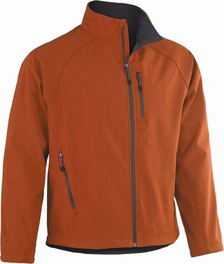click to view Burnt Orange/charcoal