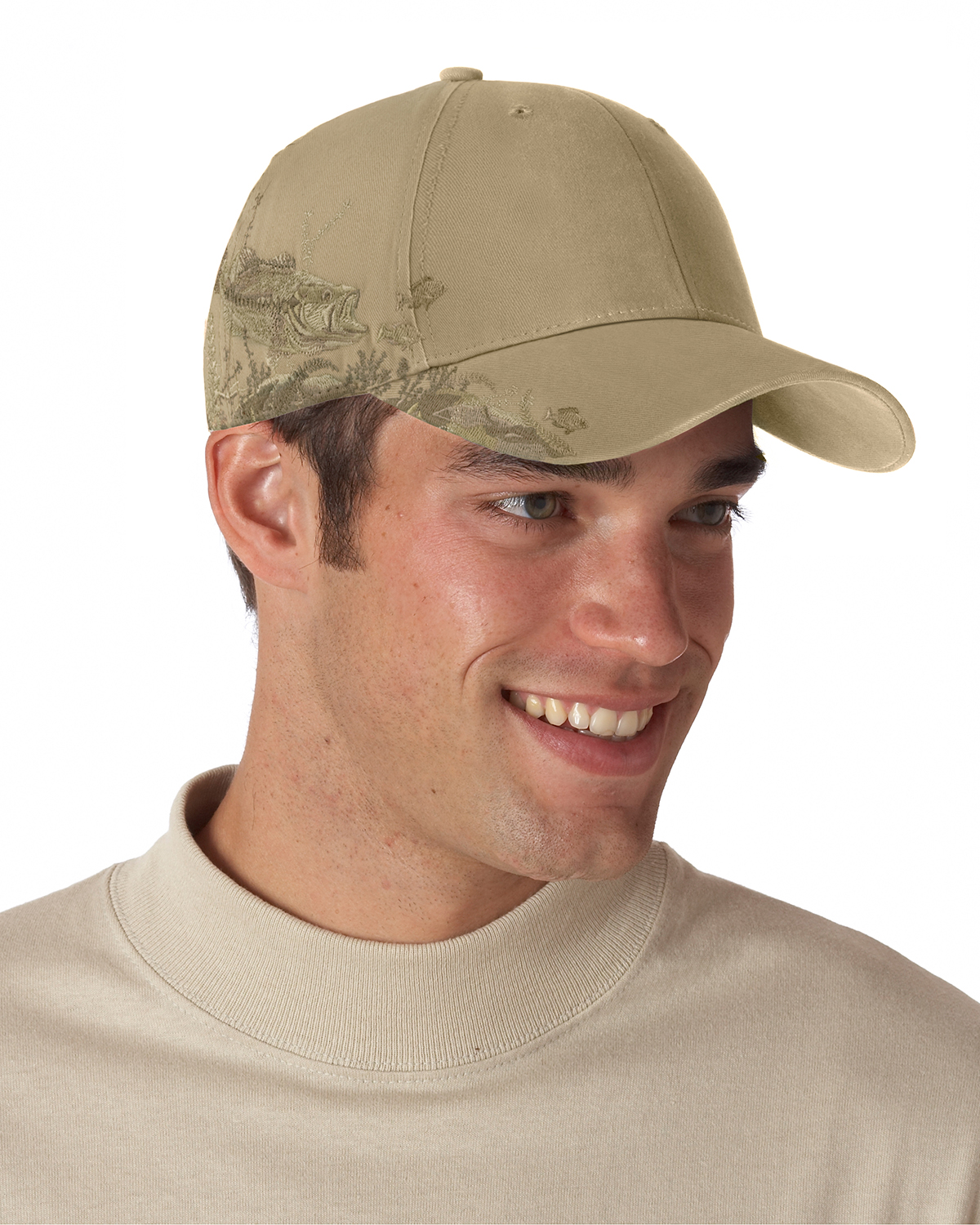 Dri Duck DD3200 - Men's Wildlife Cap