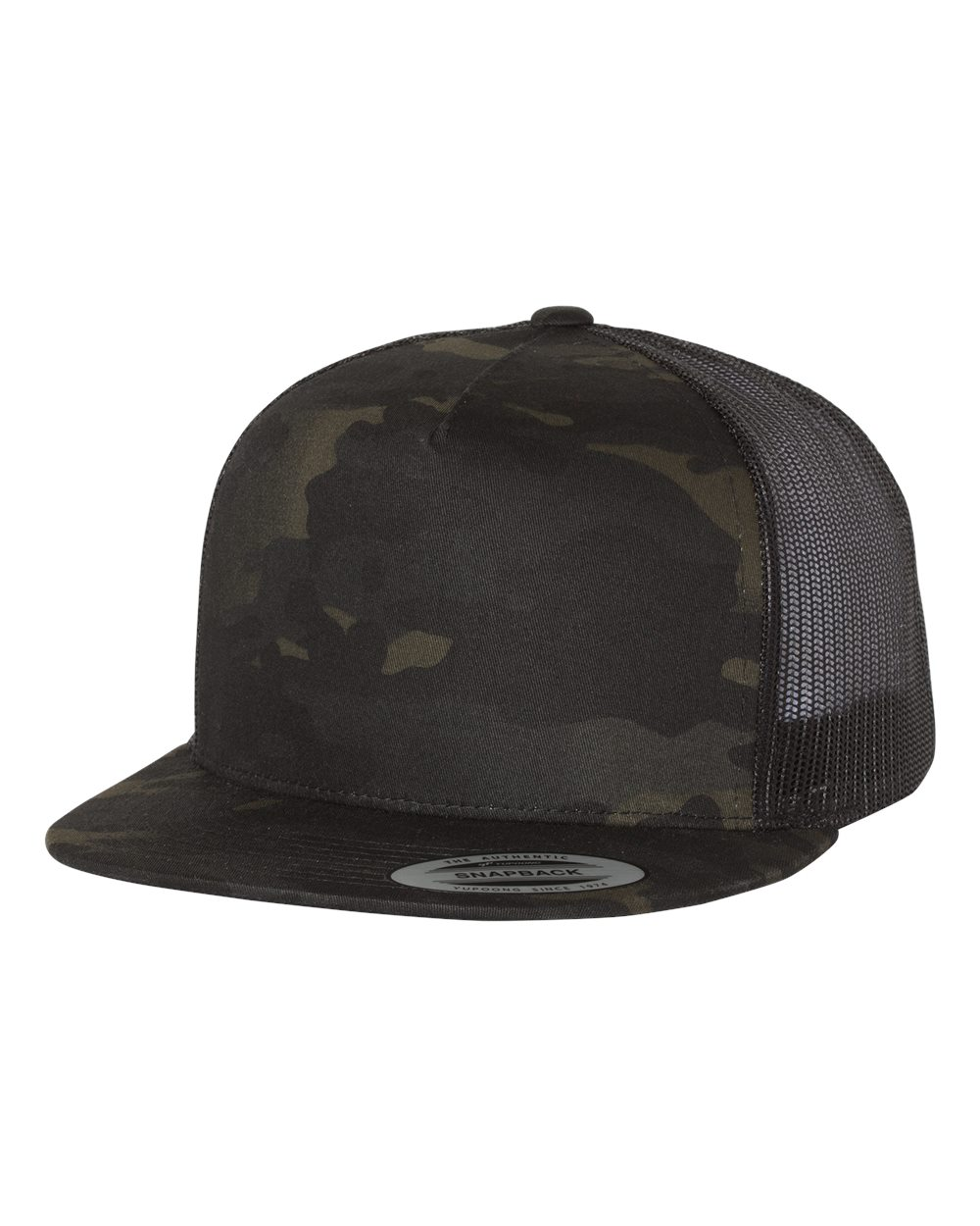 click to view Multicam Black Black