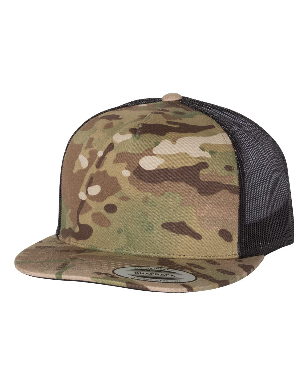 click to view Multicam Green Black