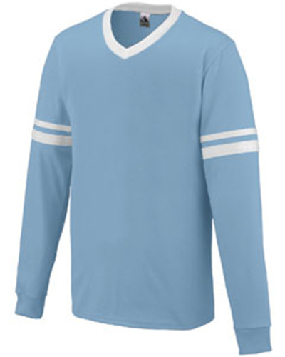 click to view LIGHT BLUE/ WHT