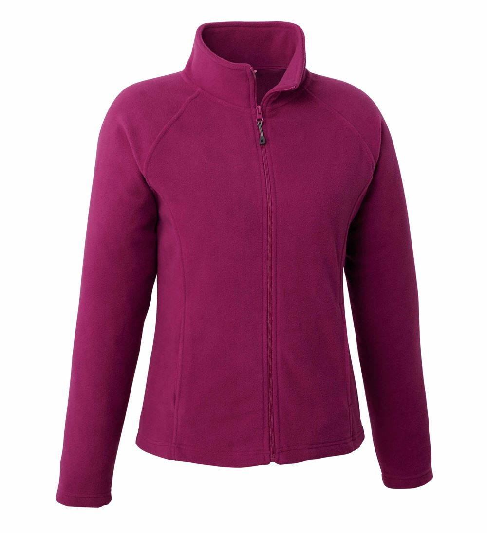 Ladies Micro Fleece Jackets