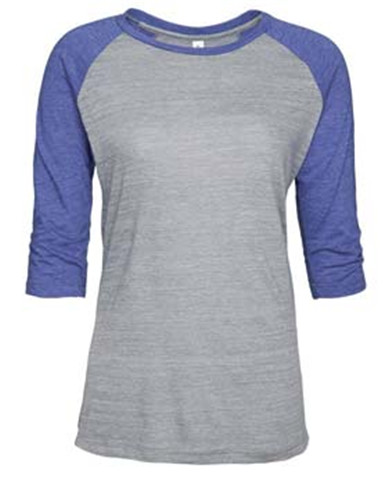 click to view Atheletic Heather/surfer blue