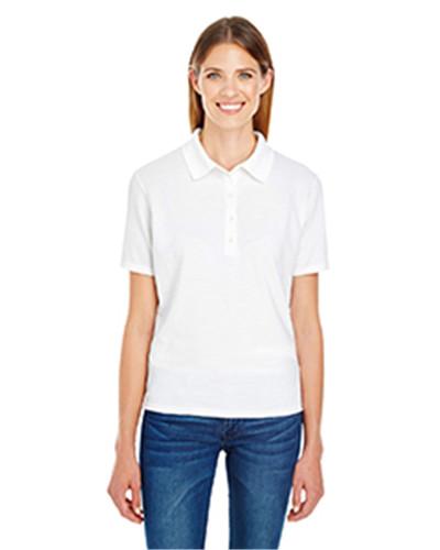 5a38aa8d Hanes 035P - Ladies' X-Temp Piqu $10.66 - Women's Sport Shirts