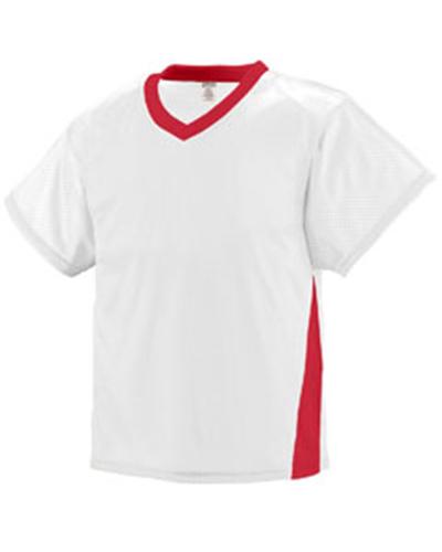 Augusta Sportswear Mens Series Knee Length Baseball Pant L White
