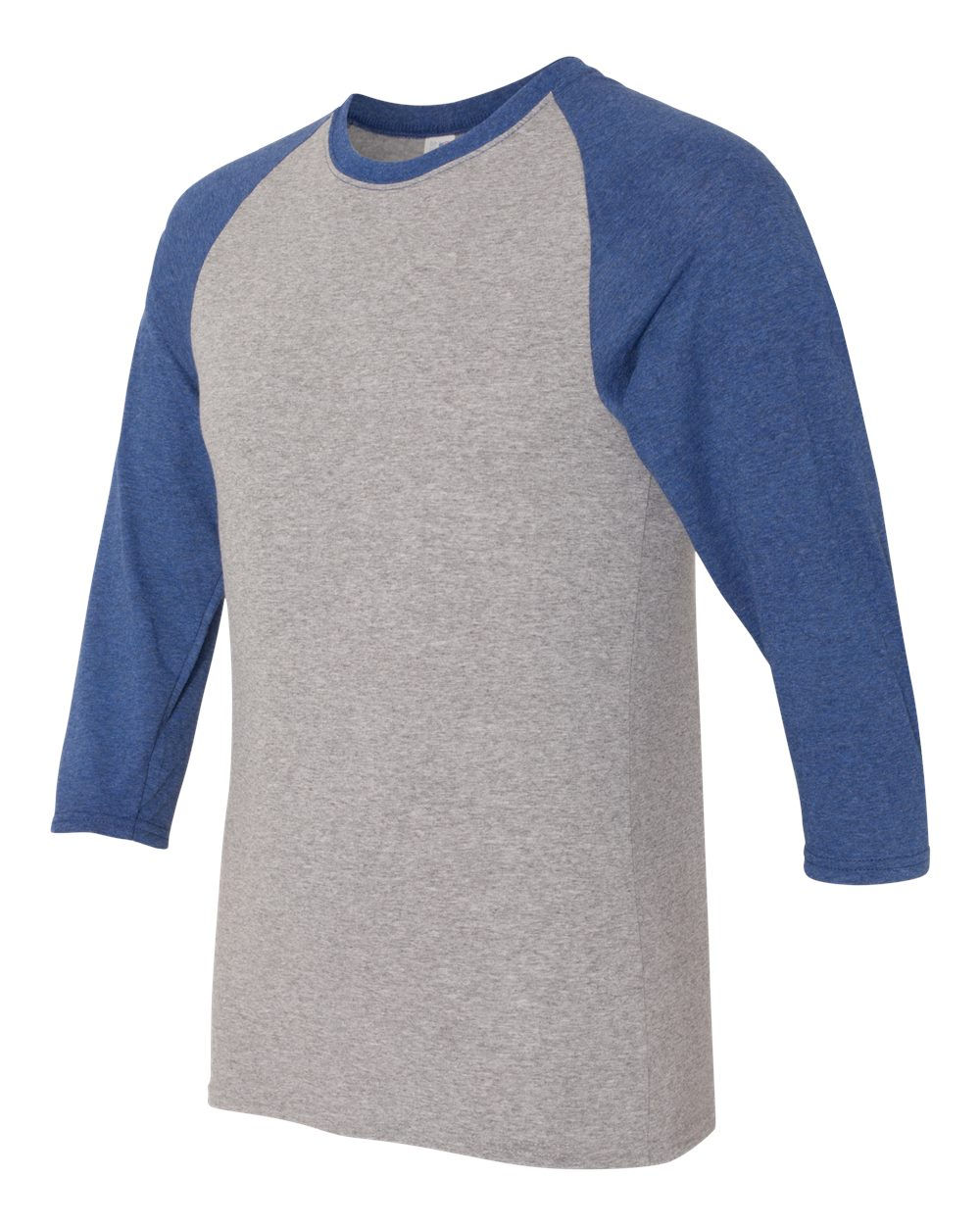 click to view Oxford/ True Blue Heather