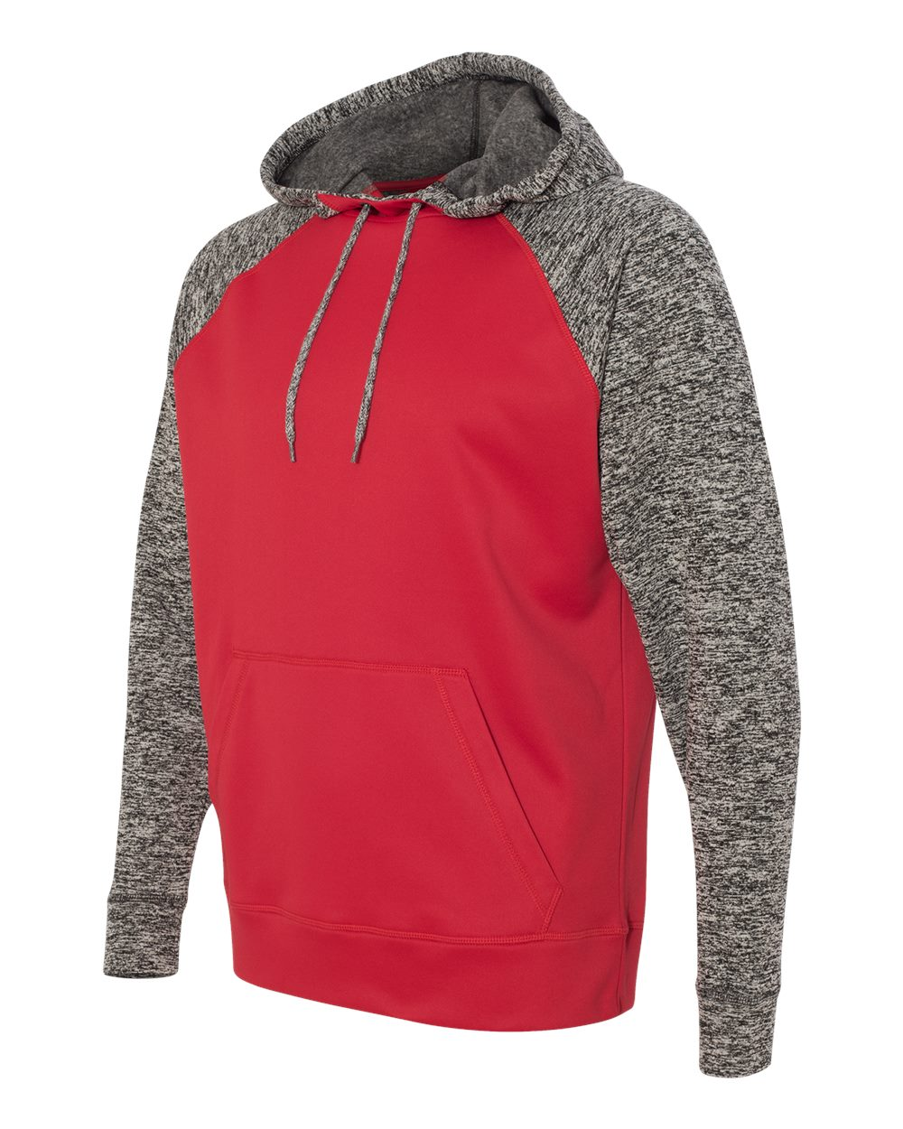 Royal Fleck J America Mens Cosmic Hooded Fleece Pullover XX-Large