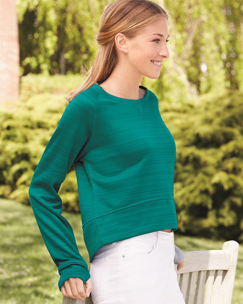 click to view Dynasty Green Stripe