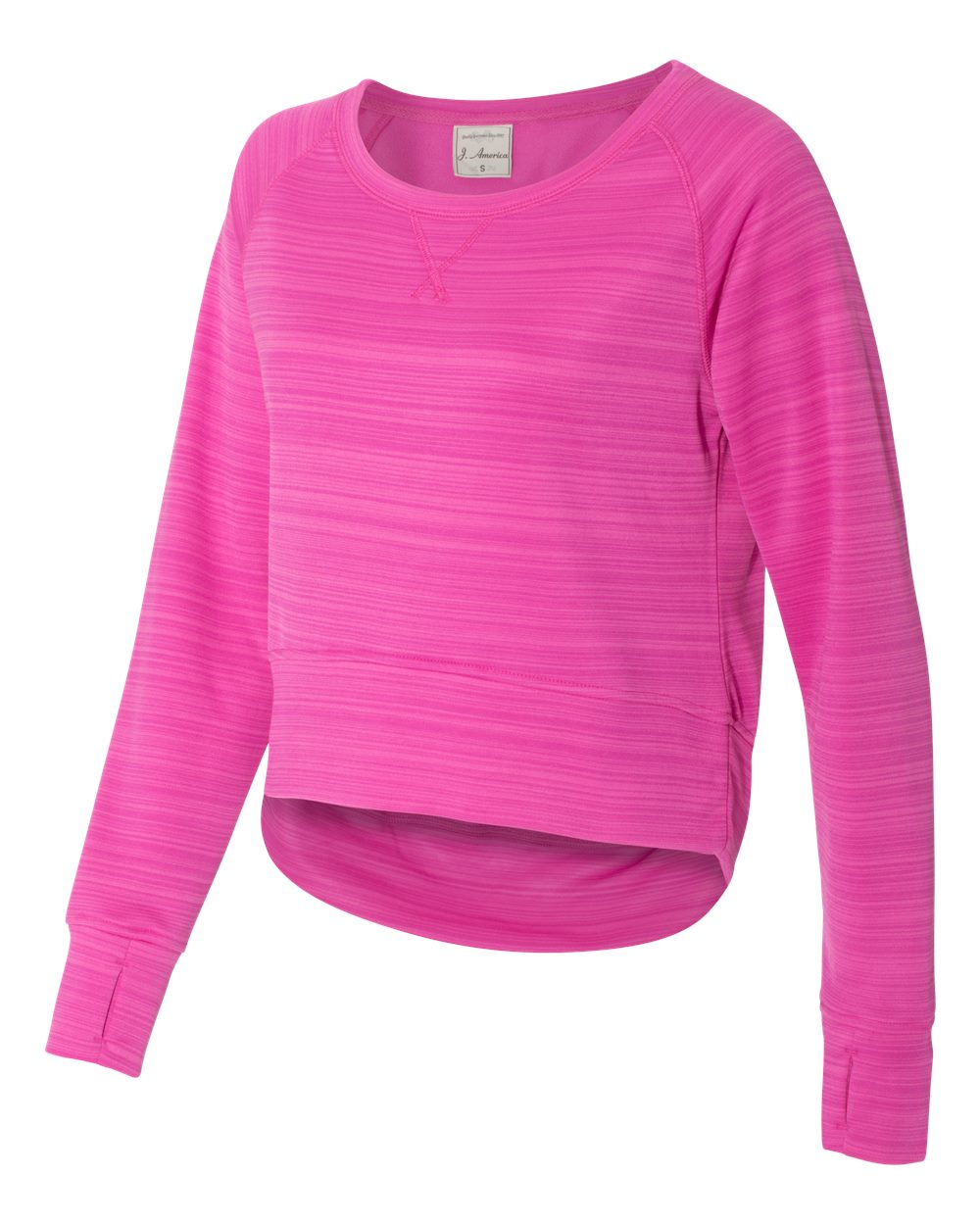 click to view Passion Pink Stripe