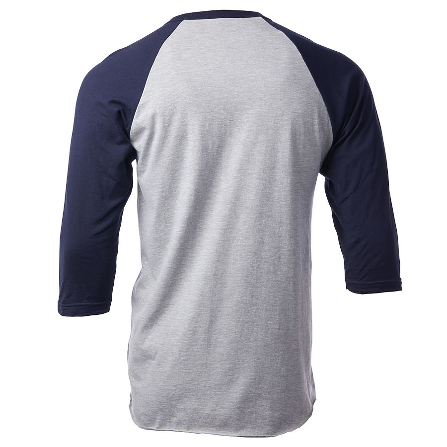 click to view Heather Grey/Navy