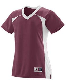 click to view DK MAROON/ WHITE