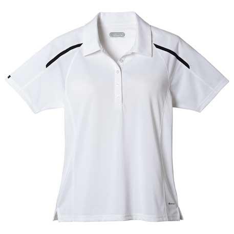 083fa9ef Elevate TM96214 - Women's Nyos Short Sleeve Polo $27.92 - Women's ...