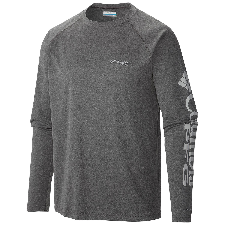e800447e7ca Columbia 1388261 - Men's PFG Terminal Tackle Long-Sleeve Shirt ...