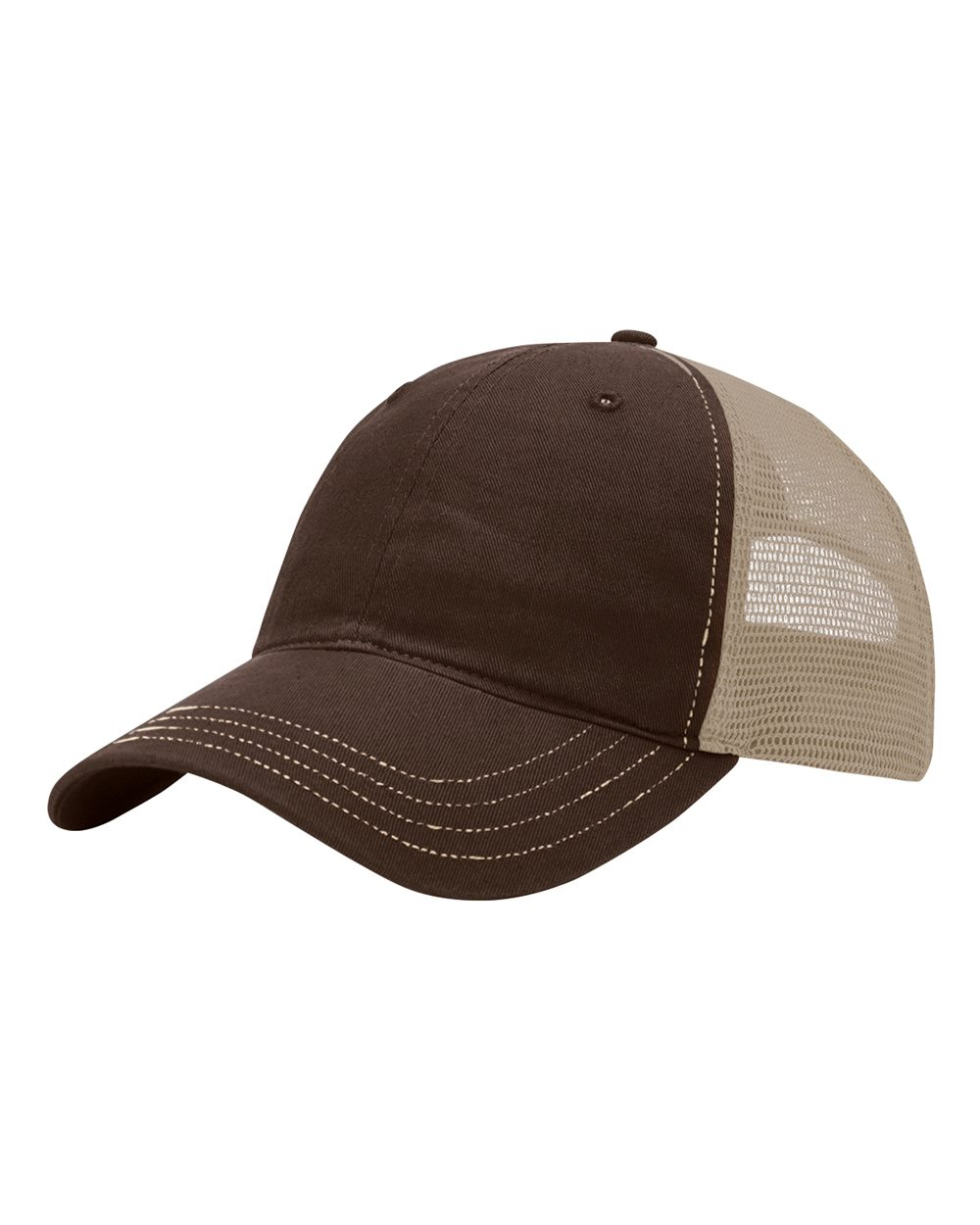 cc7e26c57a9eb Richardson 111 - Garment Washed Trucker Cap  5.75 - Headwear