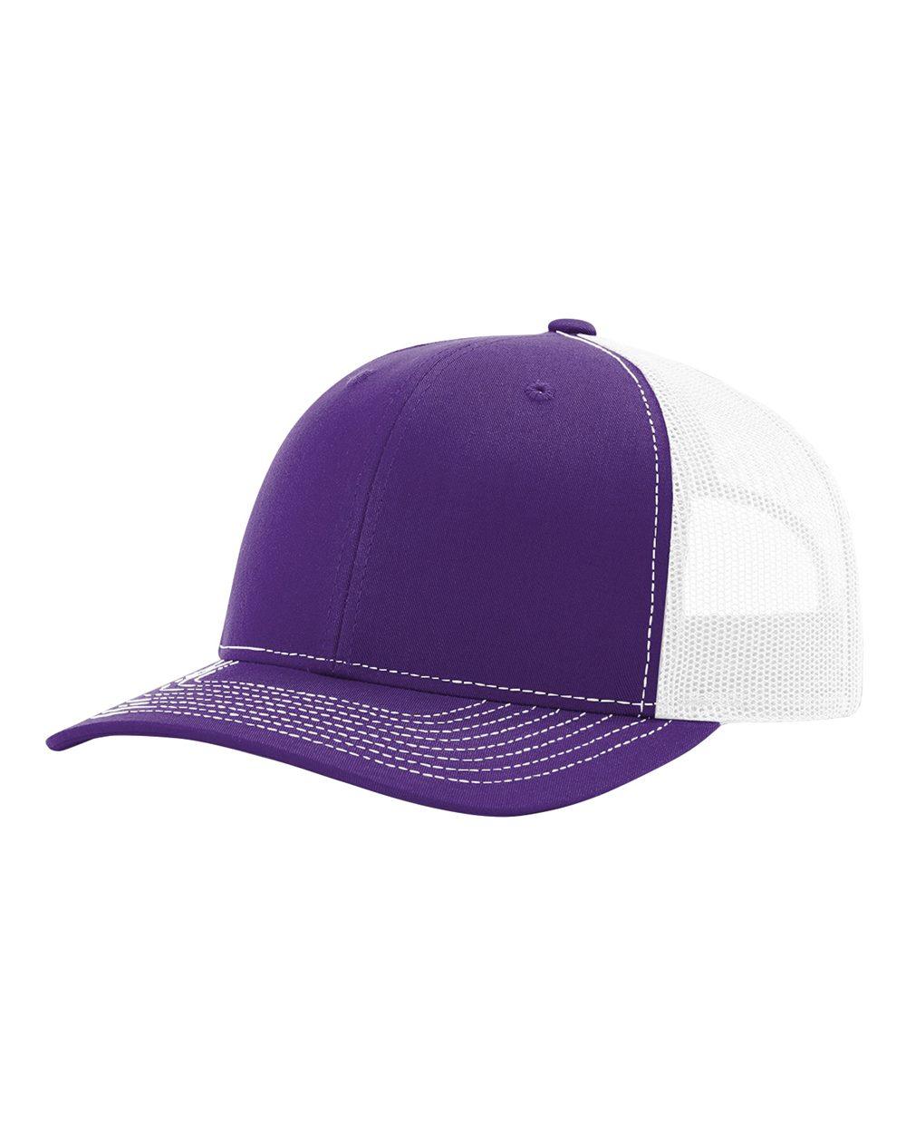 click to view Purple/ White