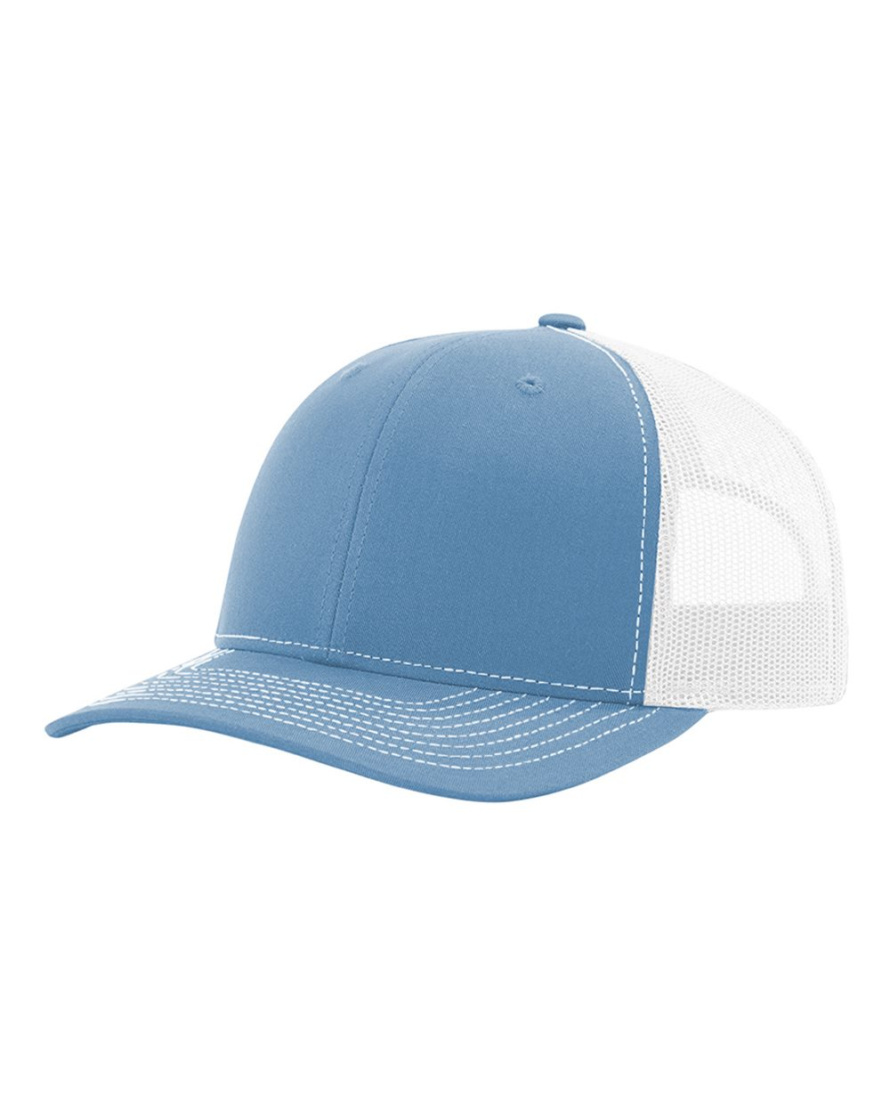 click to view Columbia Blue/ White