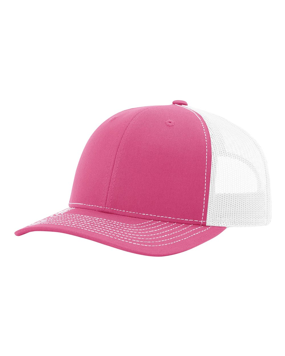 click to view Hot Pink/ White