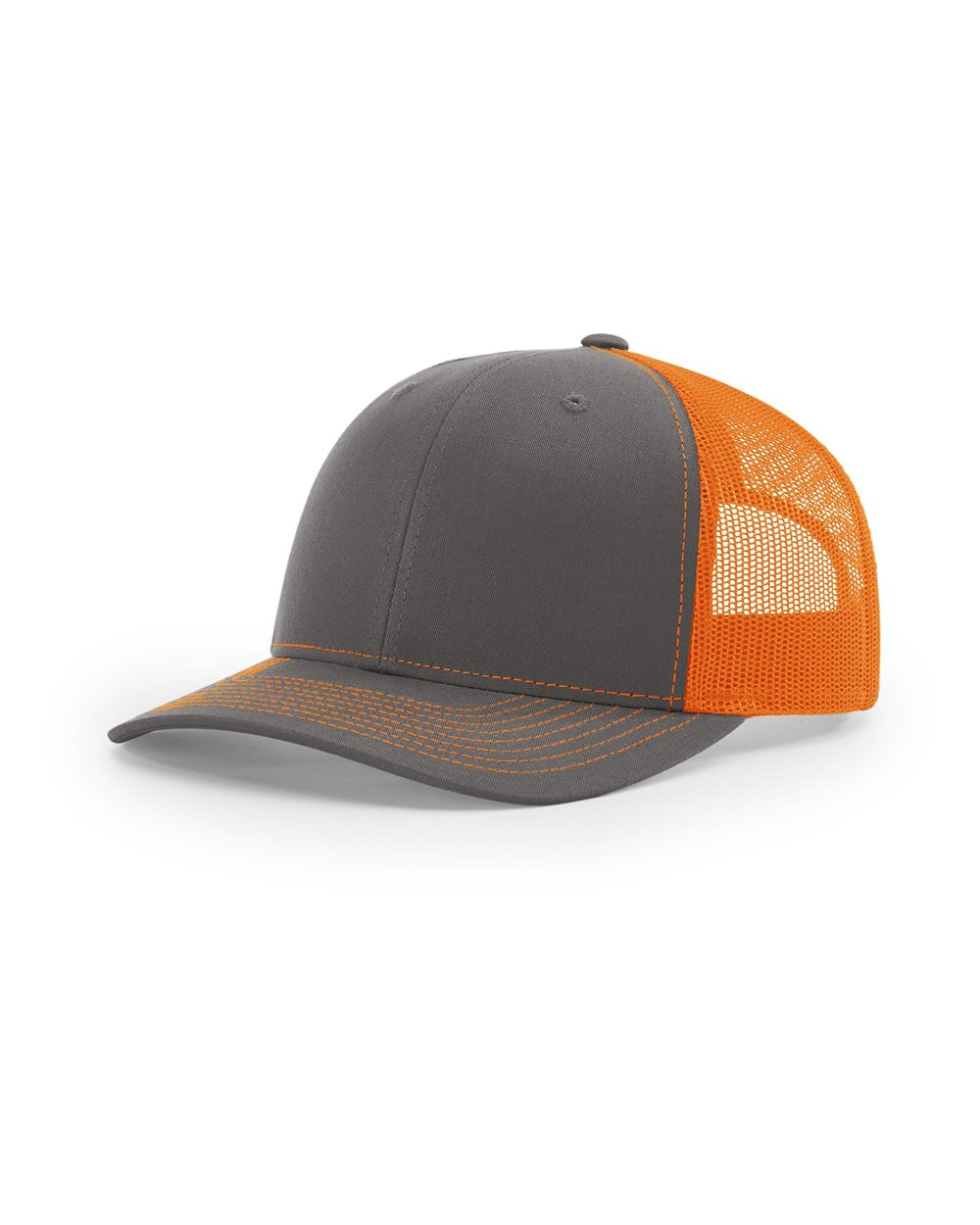 click to view Charcoal/ Orange