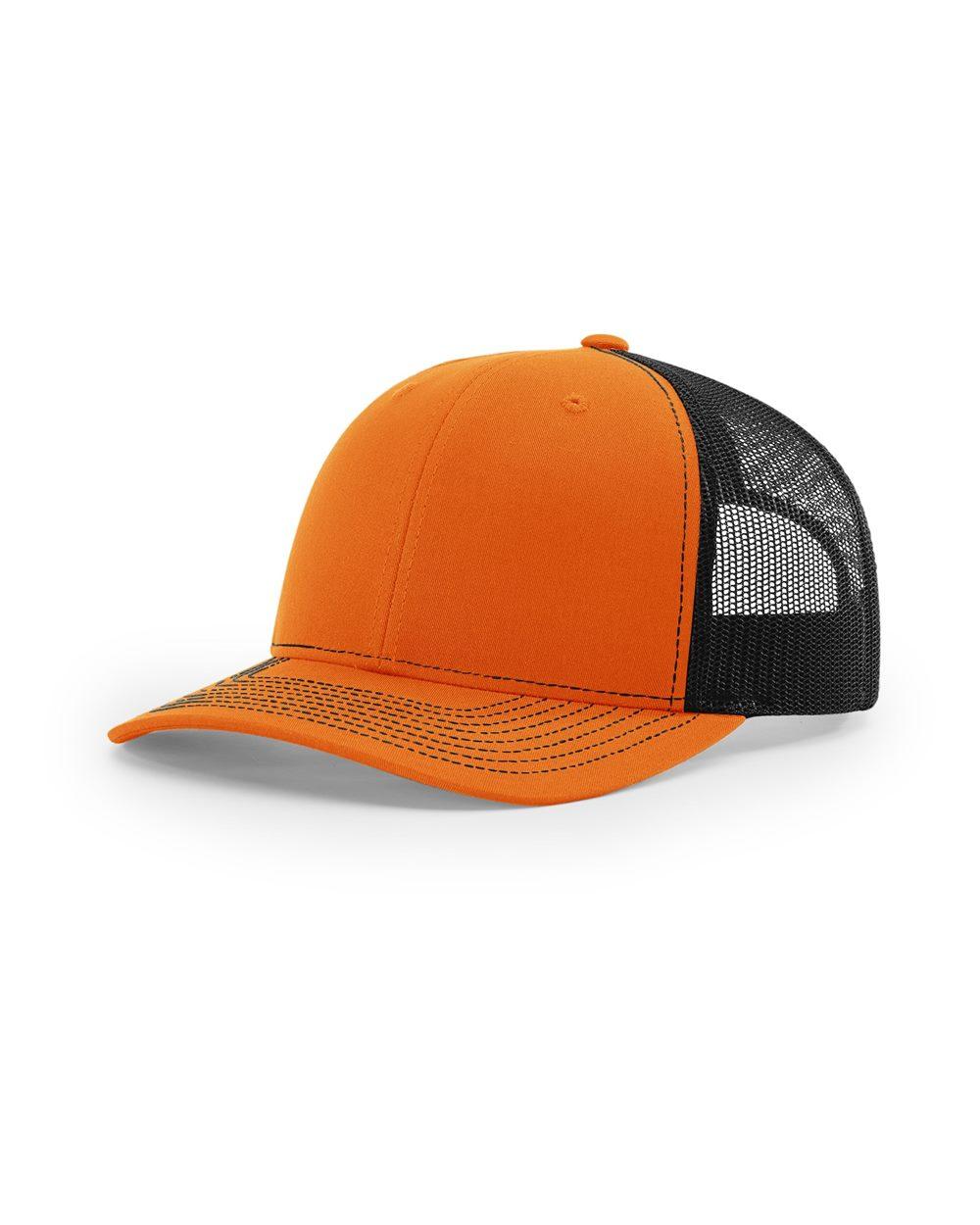 click to view Orange/ Black