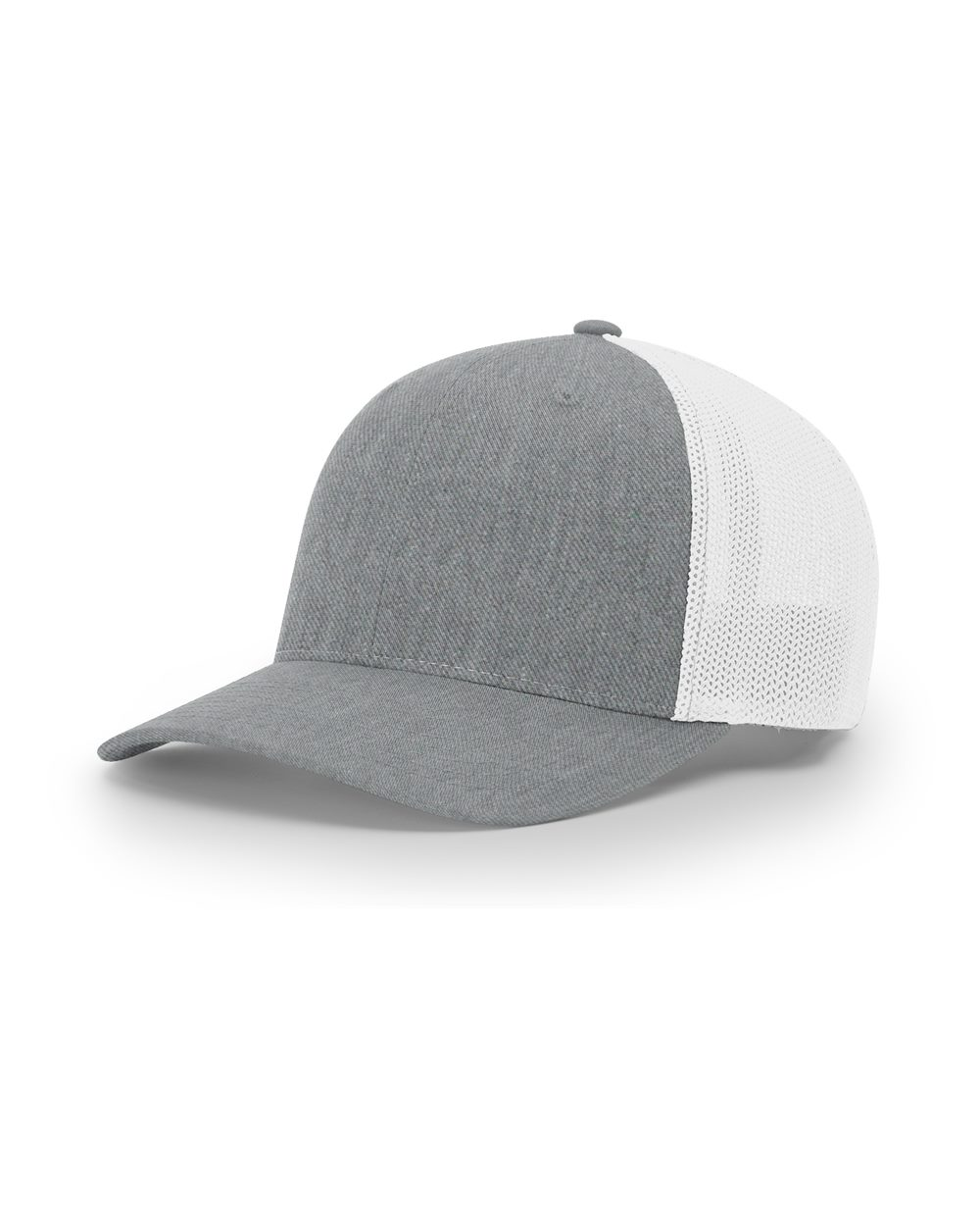 click to view Heather Grey/ White