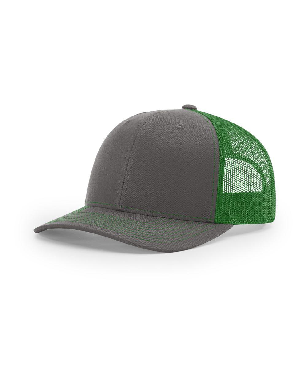 Richardson 112 Trucker Snapback Cap 4 86 Headwear