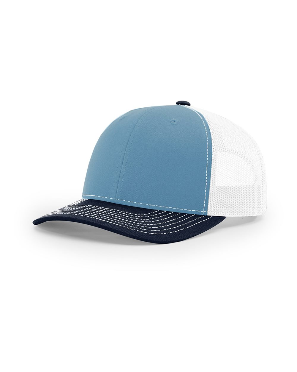 click to view Columbia Blue/ White/ Navy