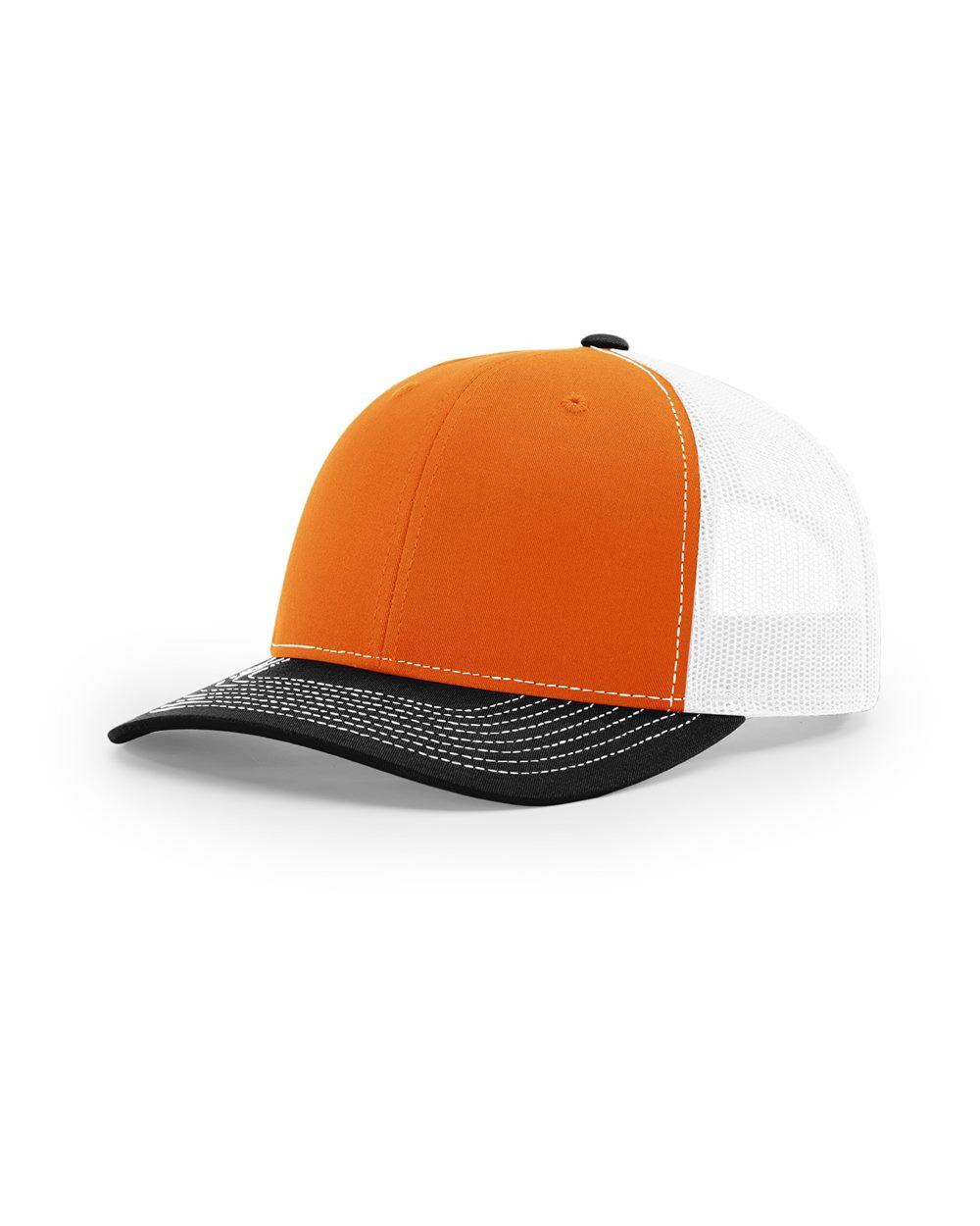 click to view Orange/ White/ Black