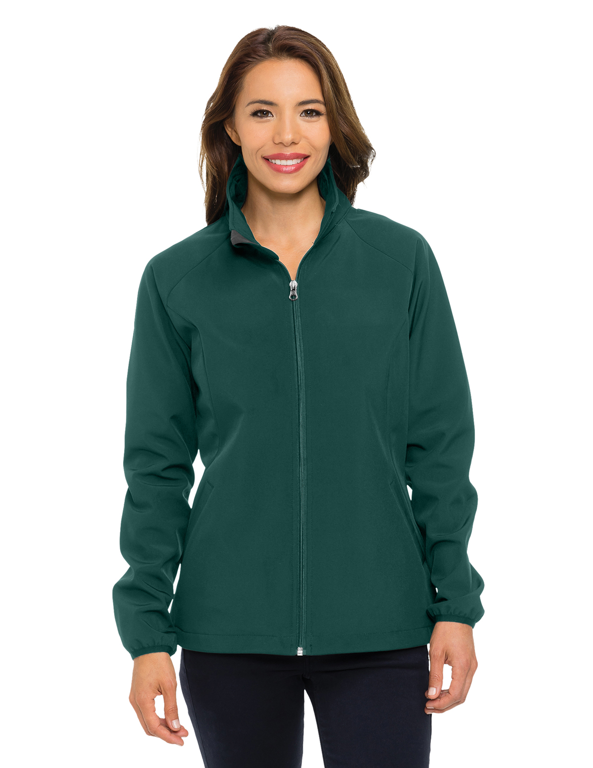 click to view FOREST GREEN / CHARCOAL