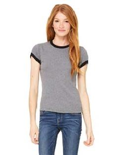 click to view DEEP HEATHER/BLK