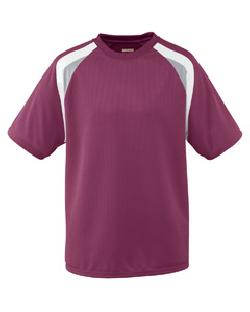 click to view MAROON/WHITE/SILV GRY