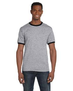 click to view HEATHER GREY/BLK