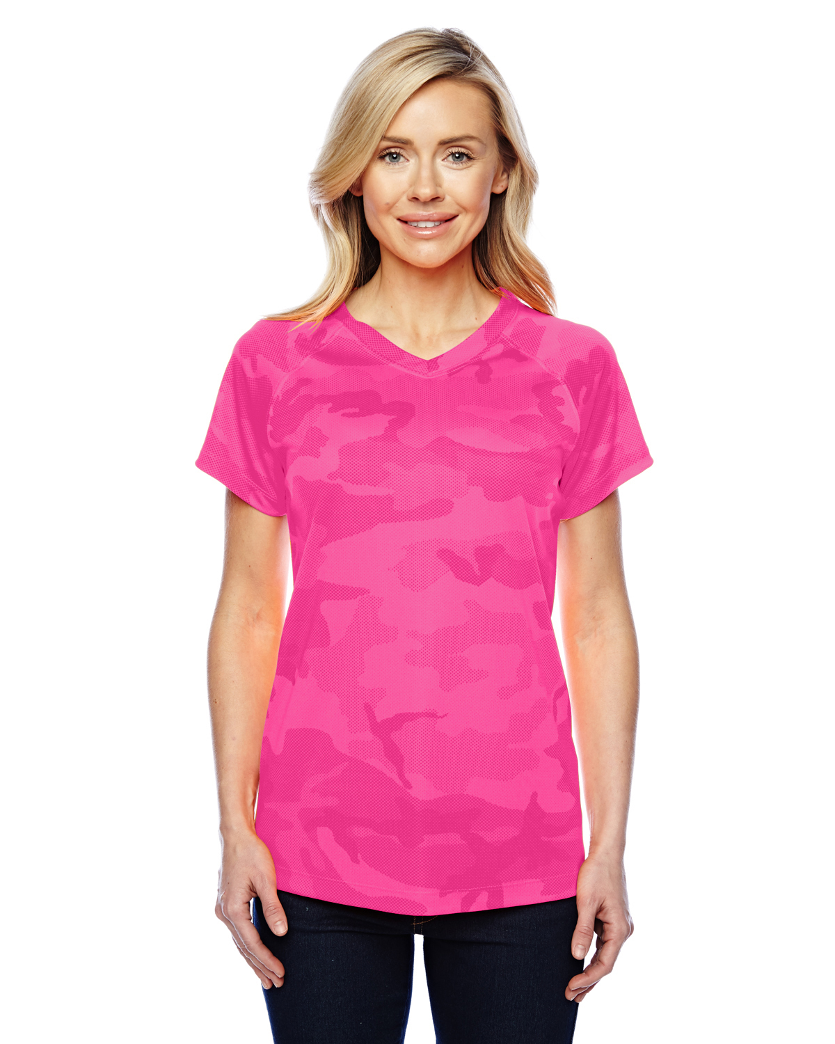 click to view WOW PINK CAMO