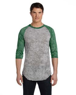 click to view GREY HEATHER/GREEN
