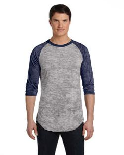 click to view GREY HEATHER/NAVY