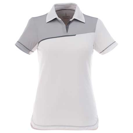 75aaaa0b Elevate TM96702 - Women's Prater Short Sleeve Polo $33.84 - Women's ...